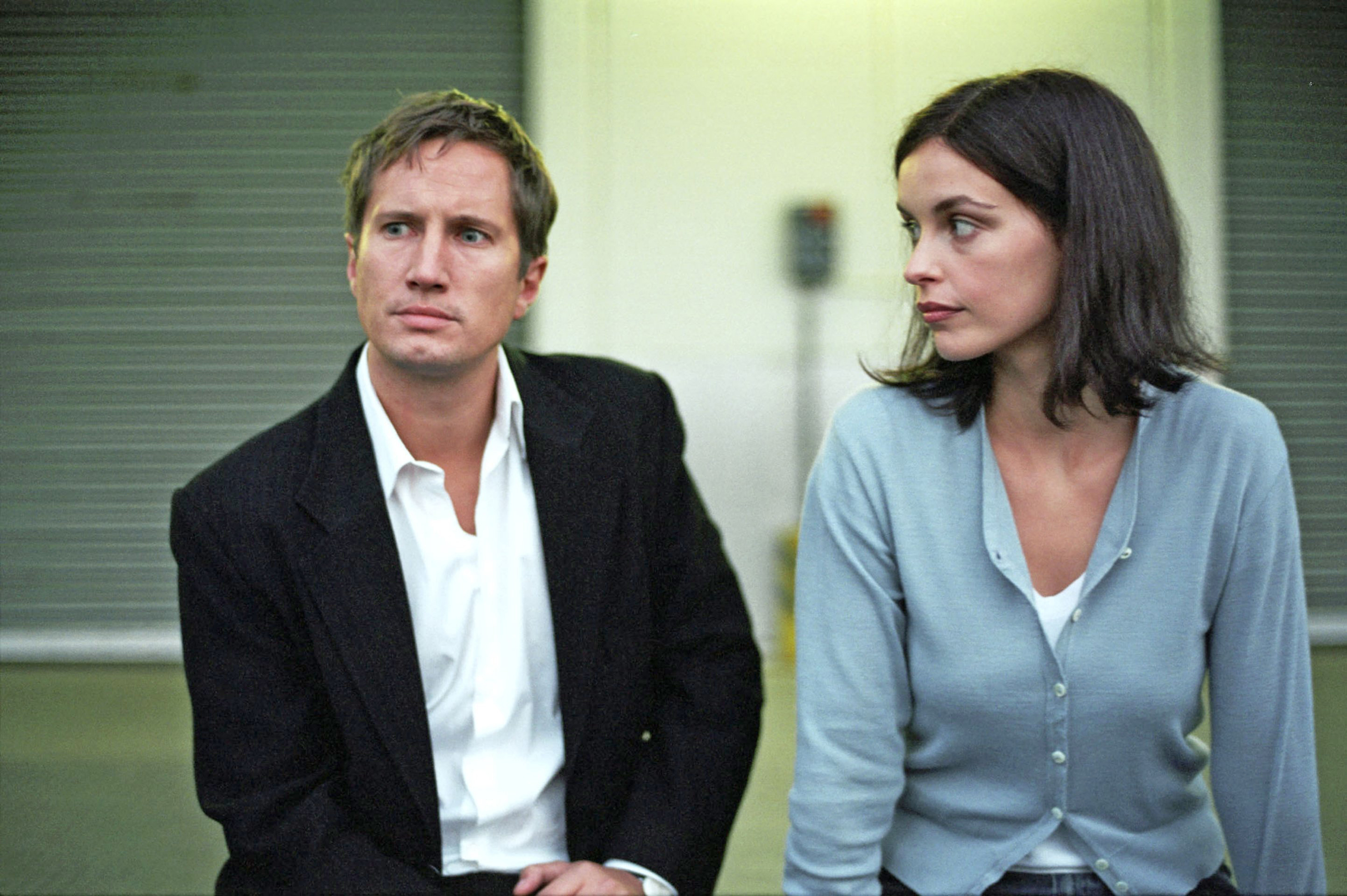 Benno Fürmann and Nina Hoss in Wolfsburg (2003)