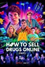 Lena Klenke, Damian Hardung, Maximilian Mundt, and Danilo Kamperidis in How to Sell Drugs Online (Fast) (2019)