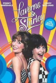 Laverne & Shirley Poster - TV Show Forum, Cast, Reviews