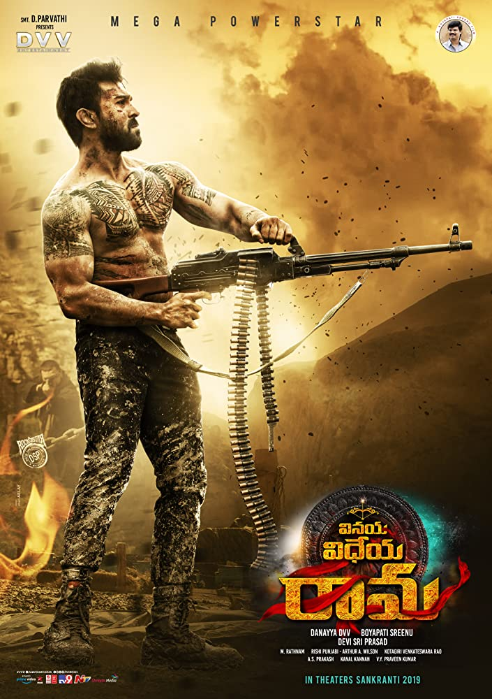 Vinaya Vidheya Rama (2019) Hindi Subtitles 720p WEB-DL [in Telugu] 1.2GB Download