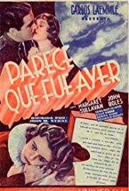 Only Yesterday(1933) Poster - Movie Forum, Cast, Reviews