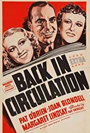 Back in Circulation(1937) Poster - Movie Forum, Cast, Reviews