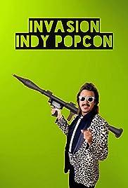 LeagueOne: Invasion Indy PopCon! Poster