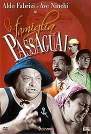 La famiglia Passaguai Poster