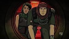 Archer: 1999 -- Space Pirates