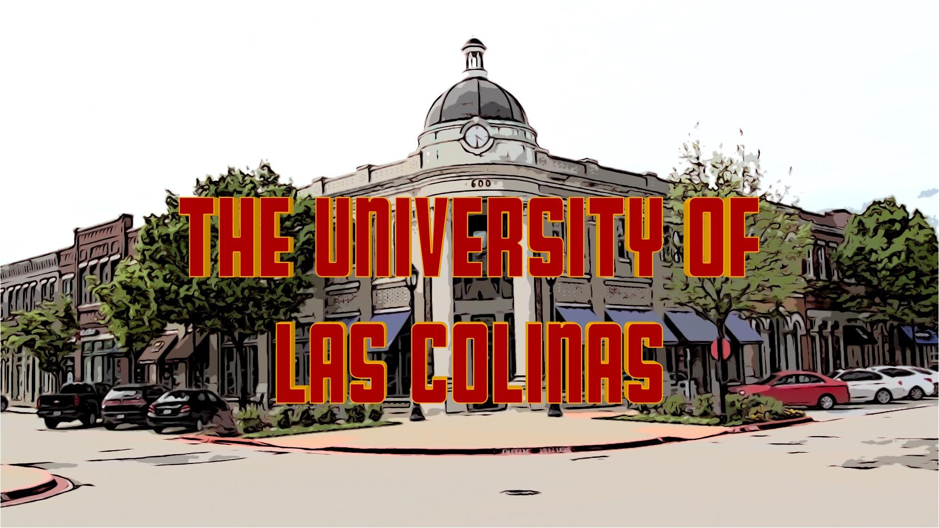 The University of Las Colinas (2020)