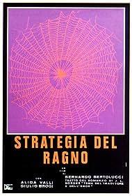 Strategia del ragno (1973) Poster - Movie Forum, Cast, Reviews