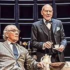 Patrick Stewart and Ian McKellen in National Theatre Live: No Man's Land (2016)