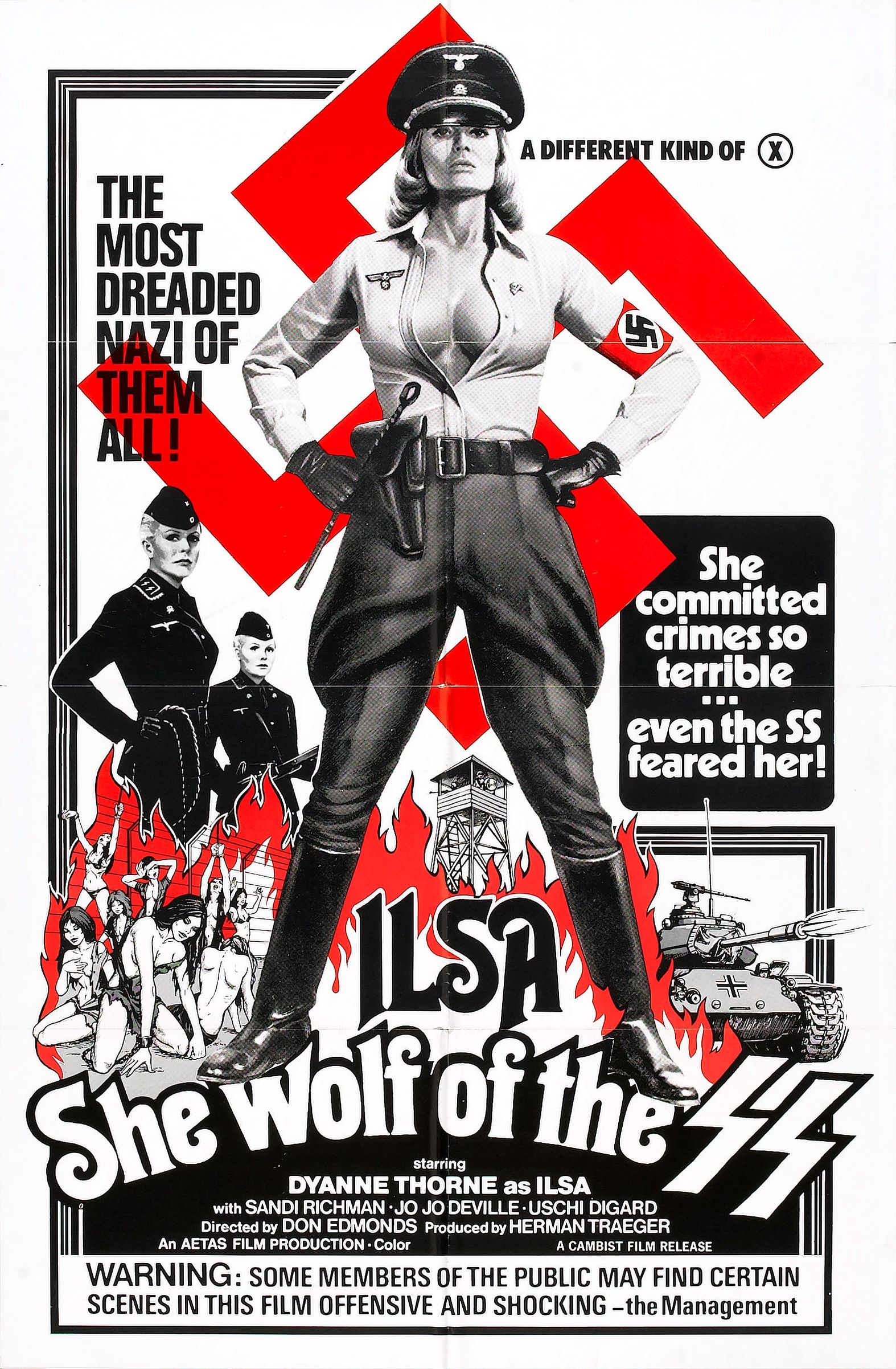 ilsa she wolf of the ss 1975 imdb