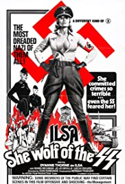 Ilsa: She Wolf of the SS (1975) Poster - Movie Forum, Cast, Reviews