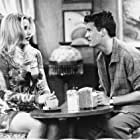 Matthew Perry and Brittney Powell in Friends (1994)