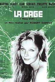 La cage(1963) Poster - Movie Forum, Cast, Reviews