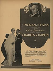 Downloadable movies dvd free A Woman of Paris: A Drama of Fate [640x960]