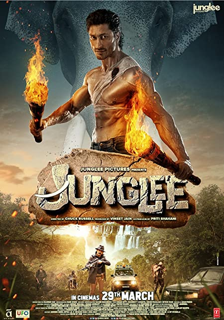 Jungle 2019 Hindi 480p WEB DL 300MB With ESub