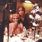Anne Marie Helger and Helle Ryslinge in Koks i kulissen (1983)