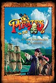 Pirates: 3D Show Poster