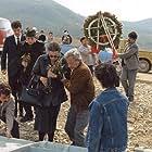 Alekos Alexandrakis, Mairi Hronopoulou, Vladimiros Kiriakidis, and Ilias Logothetis in Ta paidia tis Helidonas (1987)