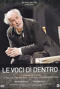 Primary photo for Le voci di dentro