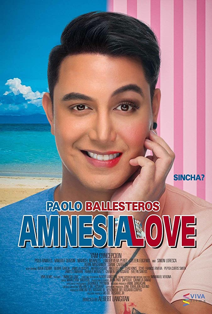 Amnesia Love (2018) HDRIP