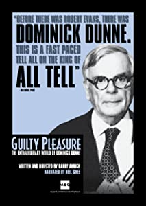 Direct download action movies Guilty Pleasure: The Dominick Dunne Story USA [480p]
