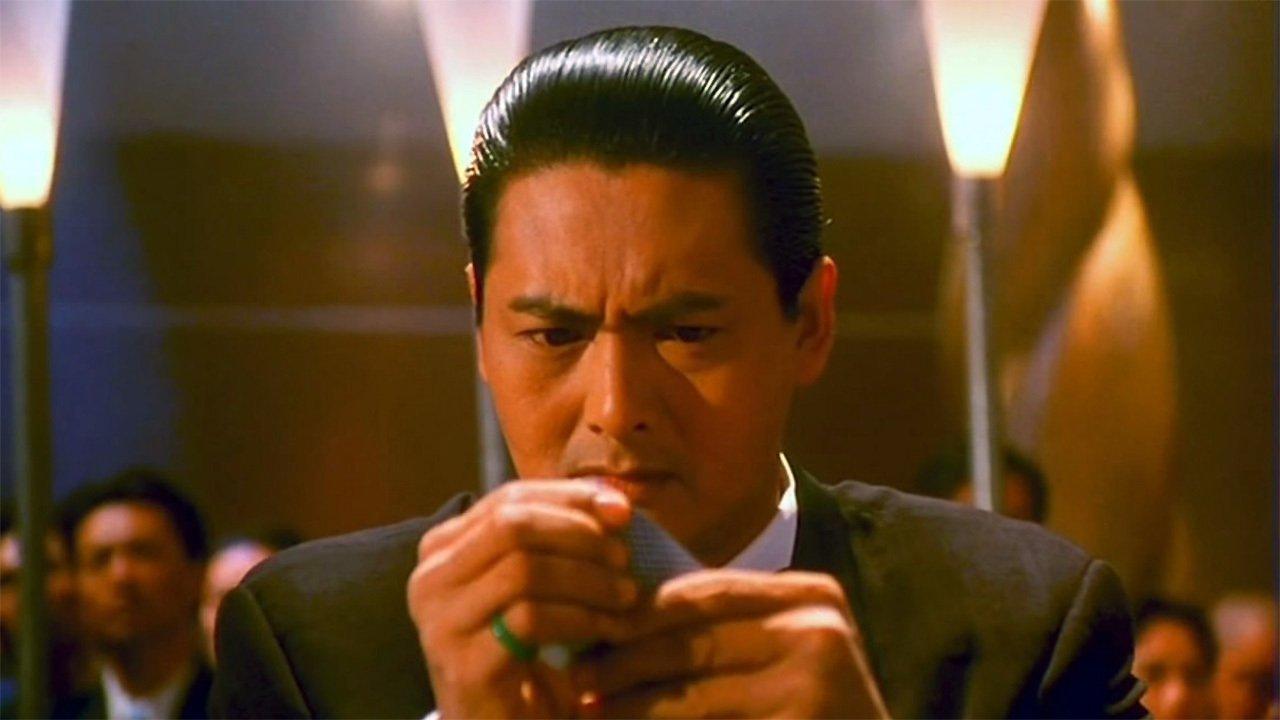 Yun-Fat Chow in Dou san 2 (1994)