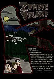 Zombie Island Poster