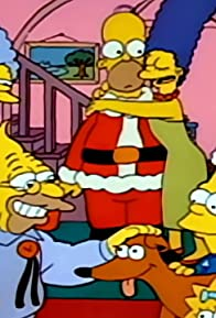 Primary photo for Simpsons Roasting on an Open Fire