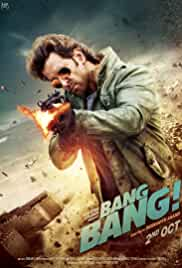 Bang Bang | 700mb | 720p | Hindi | DVDRIP