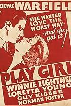 Play Girl (1932) Poster