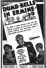Dumbbells in Ermine Poster