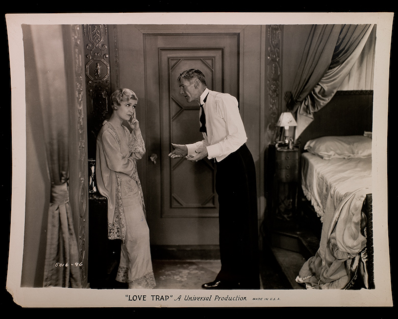The Love Trap (1929)