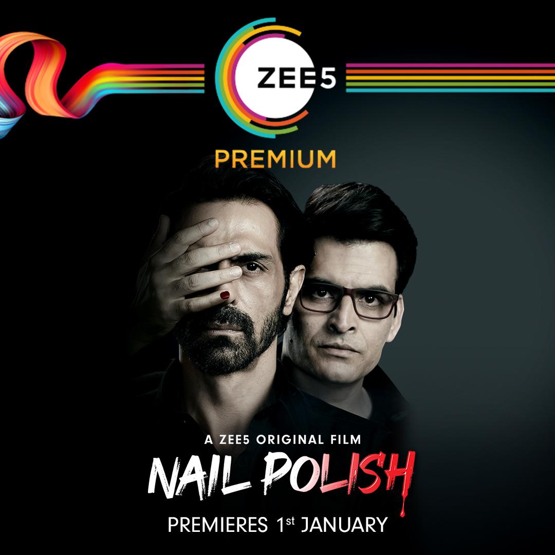 Nail Polish (2021) Hindi Movie ZEE5 Originals 480p HDRip ESubs 400MB
