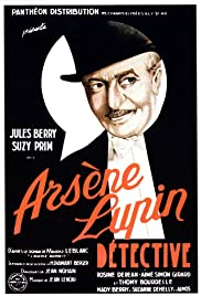 Arsene Lupin, Detective Poster