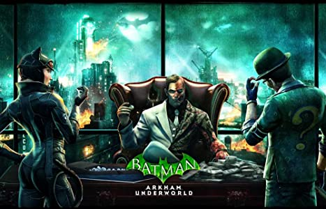 Batman: Arkham Underworld full movie download 1080p hd