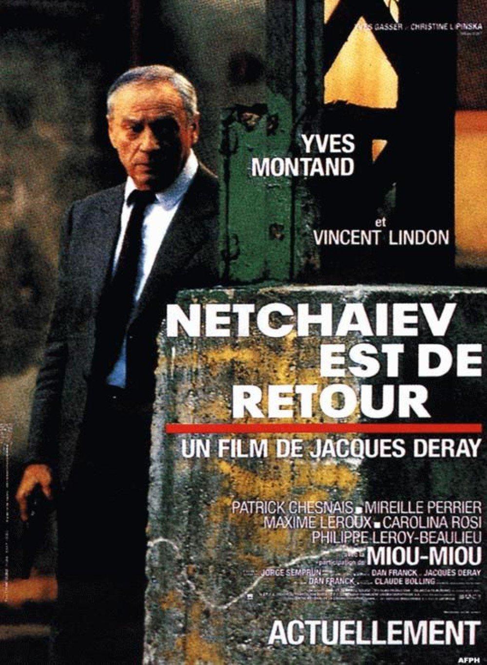 Netchaïev est de retour (1991) - IMDb 7a40ce1e264