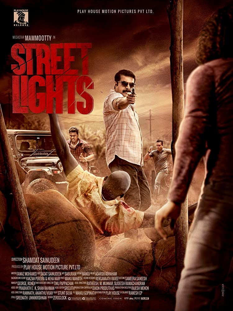 Street Lights (2018) Malayalam Proper HQ HDRip – 700MB – 400MB Download With ESub