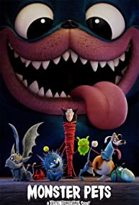 Primary photo for Monster Pets: A Hotel Transylvania Short Film