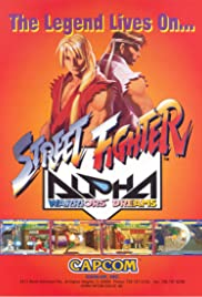 Street Fighter Alpha: Warrior's Dreams Poster