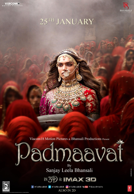 Padmaavat 2018 Hindi Movie 720p BluRay 1.2GB Download