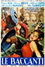 The Bacchantes (1961) Poster