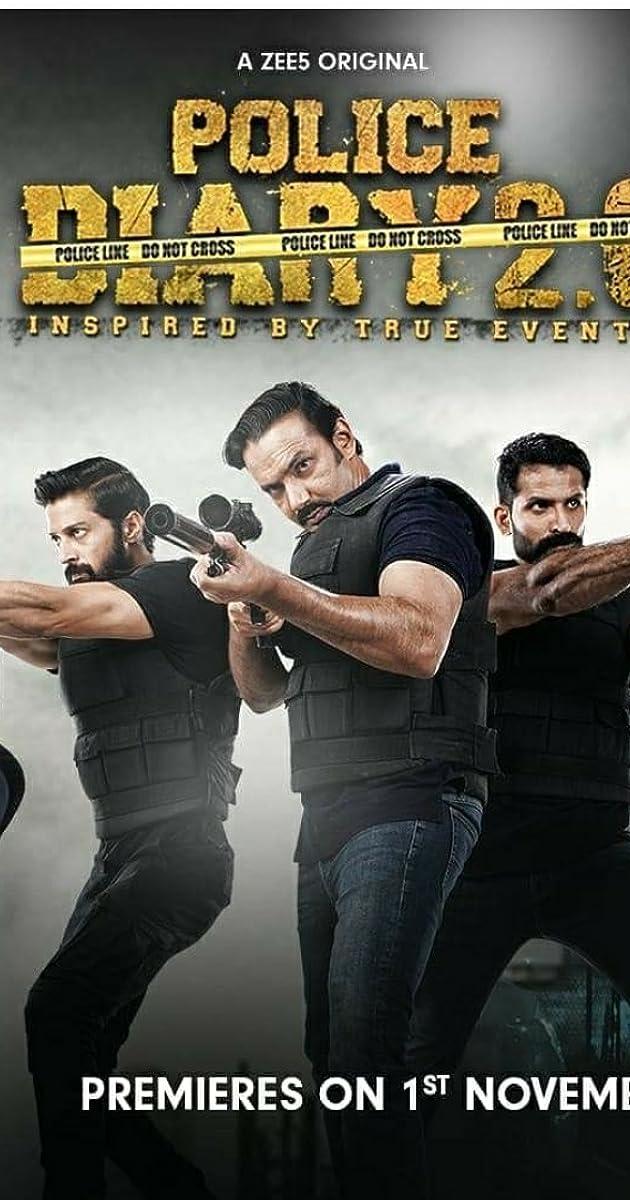 descarga gratis la Temporada 1 de Police Diary 2.0 o transmite Capitulo episodios completos en HD 720p 1080p con torrent