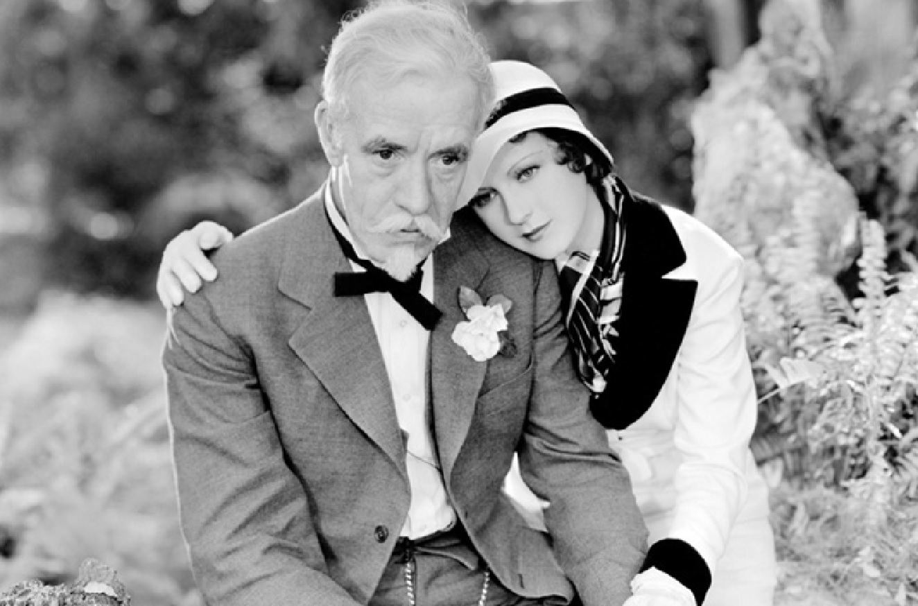 Dorothy Jordan and Lewis Stone in The Wet Parade (1932)