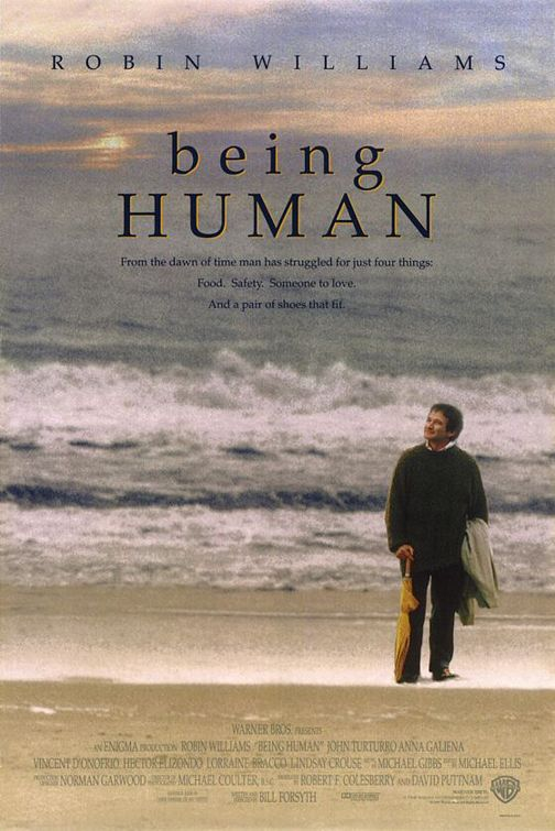 Robin Williams in Being Human (1994)
