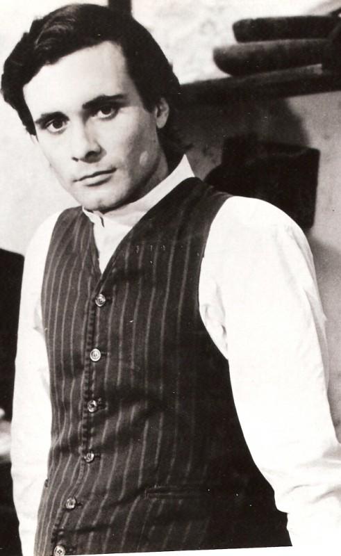 Antonio Orfanò in Alle origini della mafia (1976)