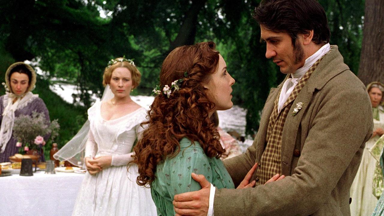 Gavin Abbott and Carli Norris in Tilly Trotter (1999)