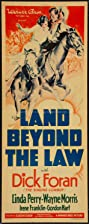 Land Beyond the Law (1937) Poster