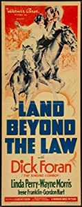 Land Beyond the Law B. Reeves Eason