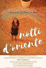 Irene Boncompagni in Notti d'Oriente (2017)