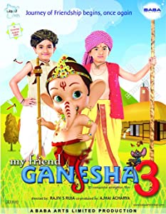 tamil movie dubbed in hindi free download My Friend Ganesha 3