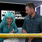 Joel McHale and Delaney Yeager in The Joel McHale Show with Joel McHale (2018)